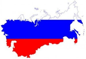 Map Russia