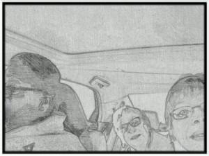 High Road selfie